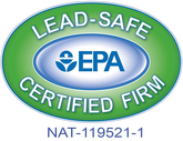 WPA Lead-Safe Certified Firm